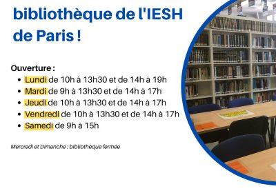 Horaires-bibliotheque