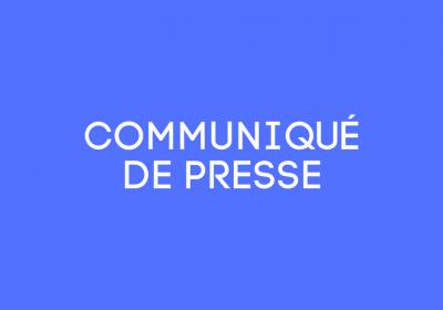 communiqué de presse (2)