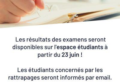 resultats-des-examens-seront-disponibles-sur-lespace-etudiants-a-partir-du-23-juin-les-etudiants-concernes-par-les-rattrapages-seront-informes-par-email.-1